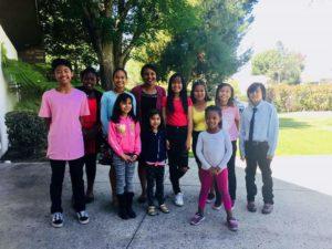 International Children's Choir @ Griffith House Chapel