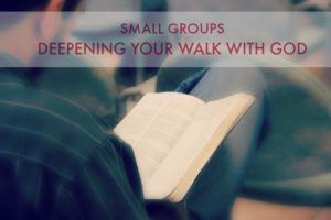 Small Groups @ McKenzie Hall