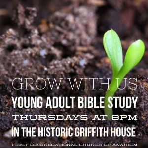 Young Adult Bible Study @ historic Griffith House